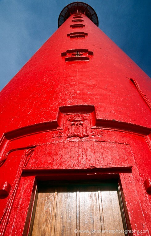 The lighthouse at Andenes.