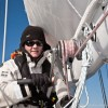 Reefing While Sailing Downwind
