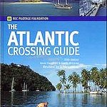 Front cover of the RCC's The Atlantic Crossing Guide.