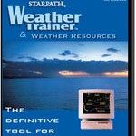 Starpath Weather Trainer computer-based learning program.