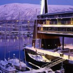 Tromsø, Norway, where we lived the winters of 2001/02 and 2002/03