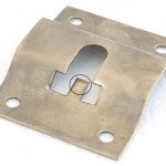The inadequate mounting bracket Force10 provides for their marine stoves (cookers).