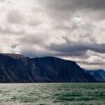 Labrador's forbidding coastline