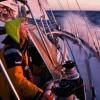 Roller Furling Head Sails On Morgan's Cloud