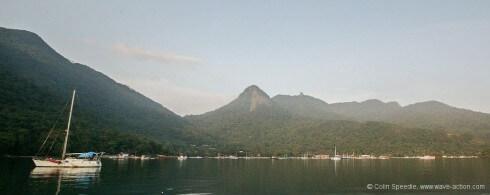 Abraao, Ilha Grande