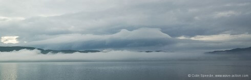 Fog in the Sound of Luing