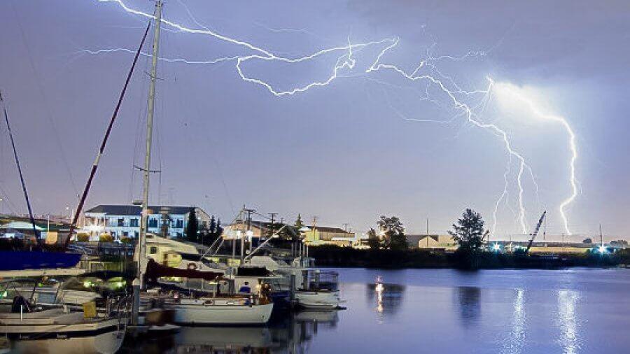 Protecting Against Lightning Strikes