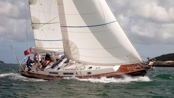 Rustler Yachts: The New Rustler 37