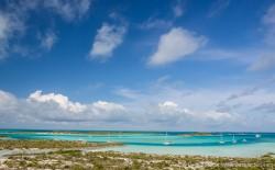 Warderick Cay, Exuma Cays.