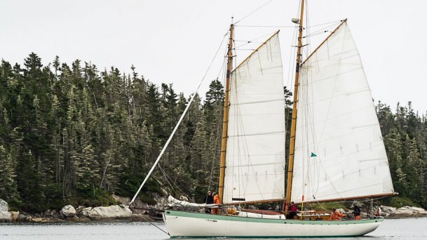 Canada's East Coast—Home Of The Perfect Anchorage?