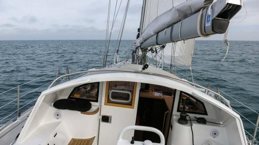 """""""Eala Bhan"""" Sails Home, Part II"""