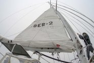 Hoisting the Mainsail Made Easy—Simplicity in Action