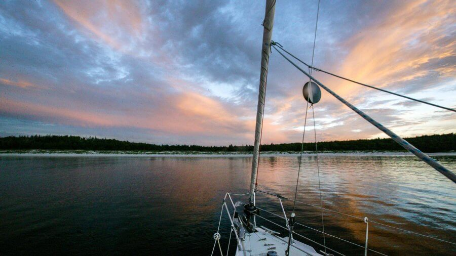 Shelburne, Carters Beach, and Lunenburg, Nova Scotia—A Land of Discovery