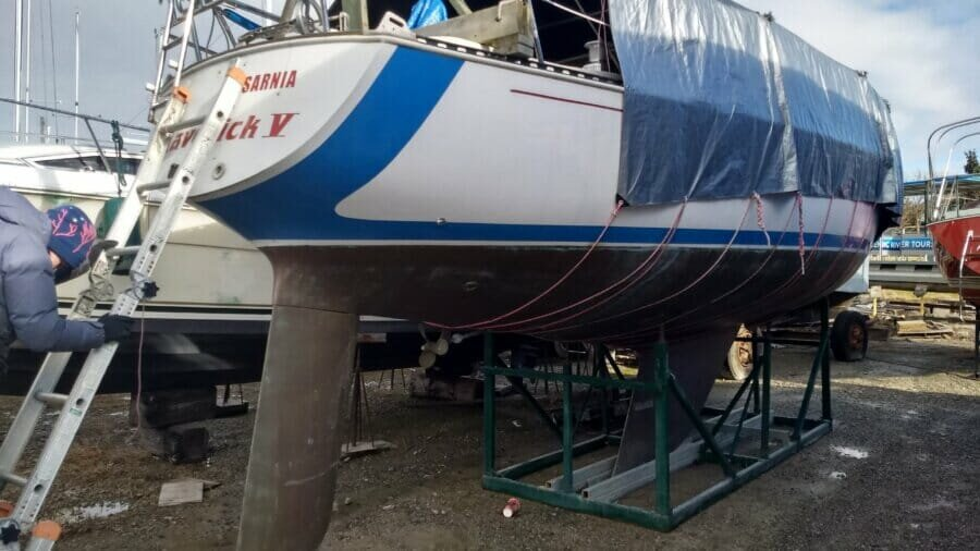 US$30,000 Starter Cruiser—Part 2, The Boat We Bought