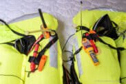 SeaAngel SA15 AIS Person Overboard Beacon Compared to The Ocean Signal MOB1